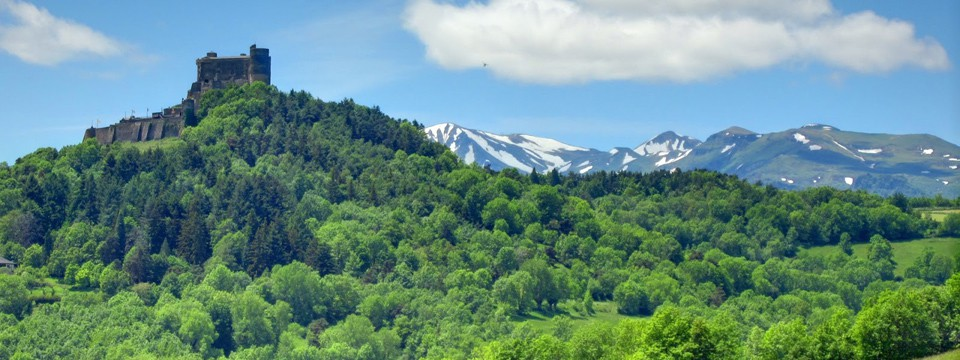 Murol, Puy de Sancy